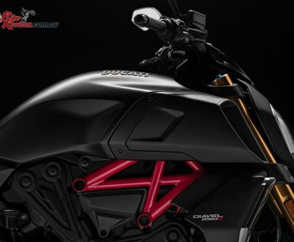 Model Update: 2019 Ducati Diavel 1260