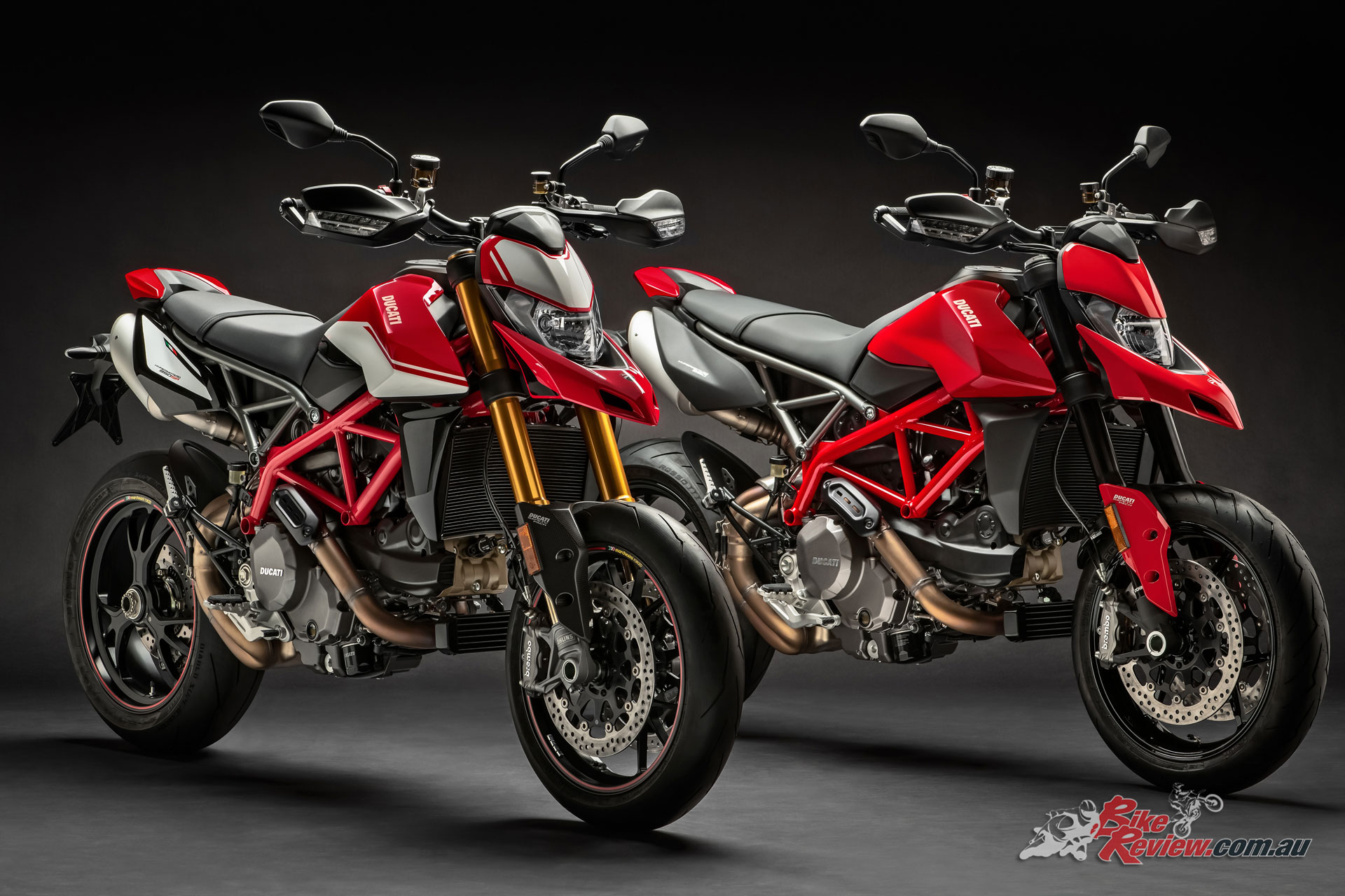 2019 Ducati Hypermotard 950 SP & Hypermotard 950