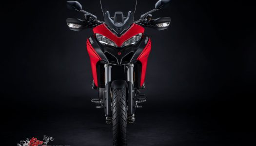 Model Update: 2019 Ducati Multistrada 950 S