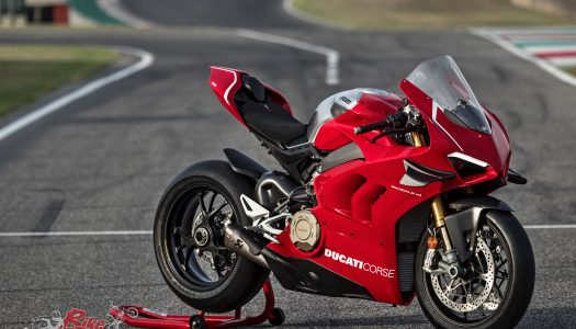 New Model: 2019 Ducati Panigale V4 R (998cc)