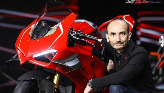 Ducati reveal new & updated model range for 2019
