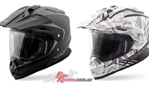 New Product: Fly Racing Trekker Helmet