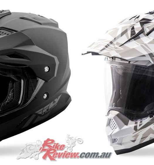 2019 Fly Racing Trekker Helmet