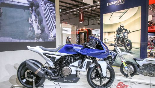 Husqvarna 2019 models unveiled at EICMA