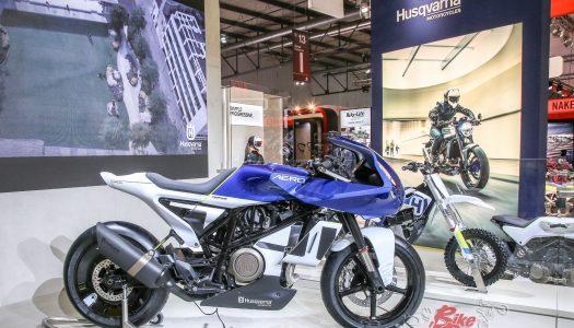 Husqvarna 2019 models unveiled at EICMA