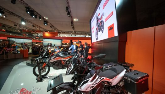 2019 KTM models unveiled in Milan at EICMA