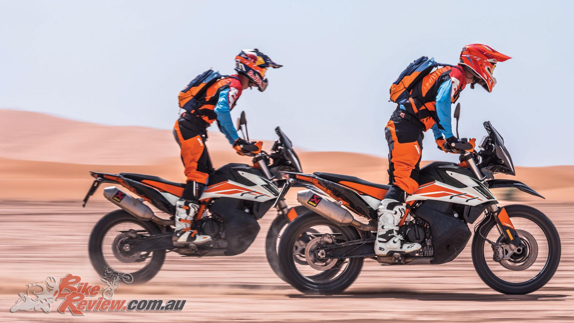 2019 KTM Adventure 790 R