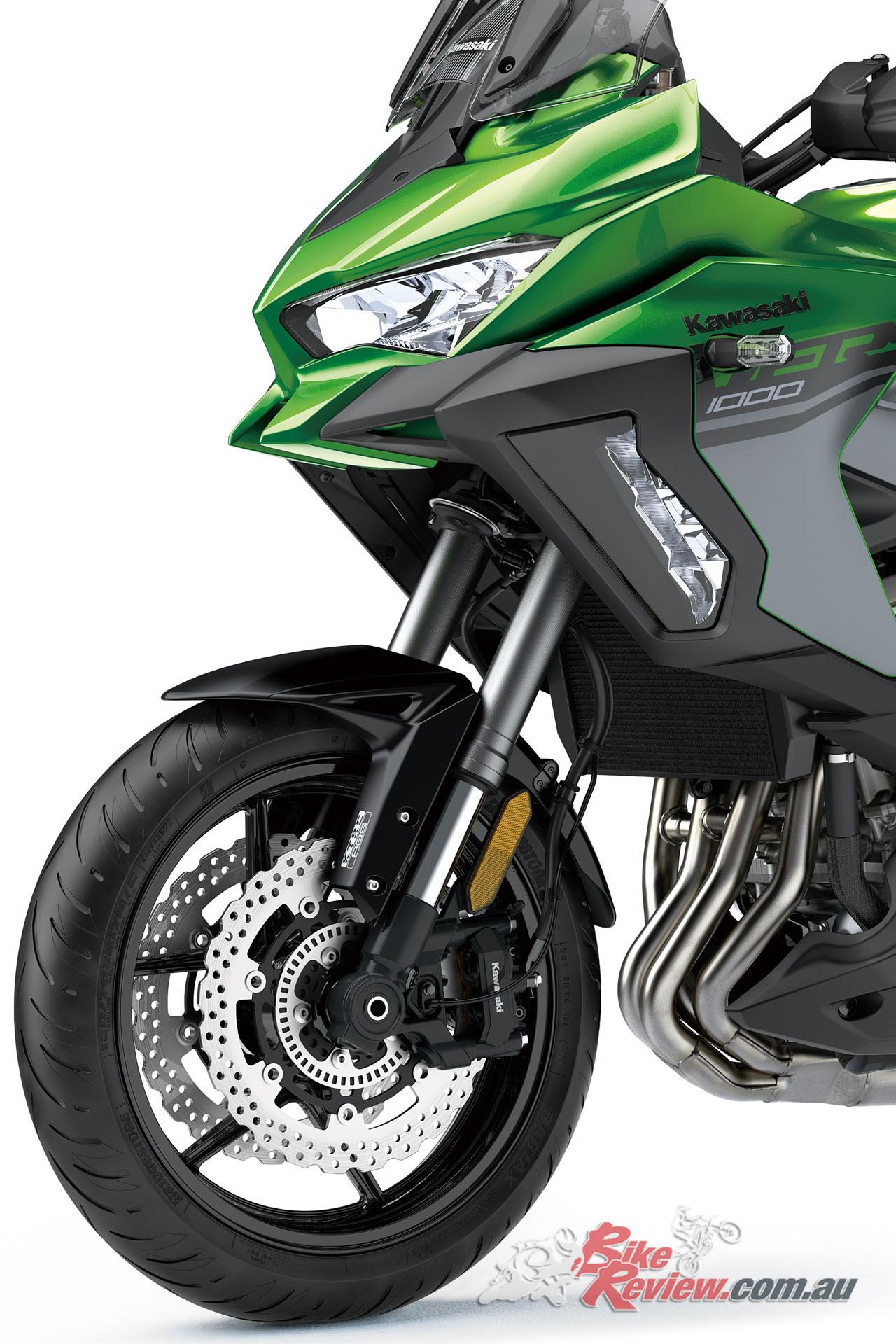 Model Update: 2019 Kawasaki Versys 1000 & SE