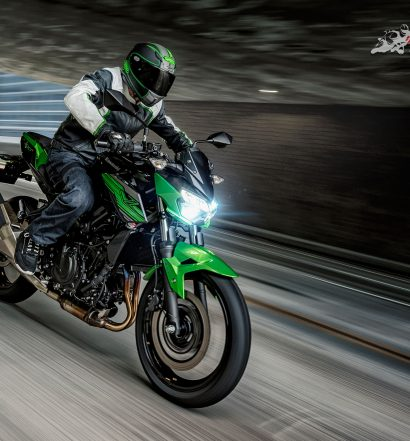Kawasaki announce the Z400 LAMS nakedbike for 2019