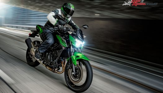 New Model: 2019 Kawasaki Z400 – $6,299 + ORC