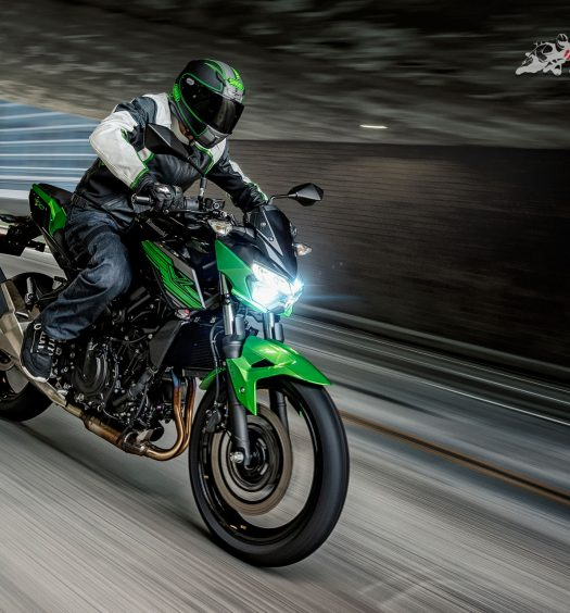 Kawasaki announce the Z400 LAMS nakedbike for 2019