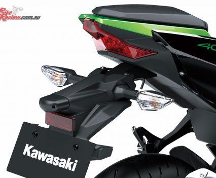 2019 Kawasaki Z400 LAMS - Tail