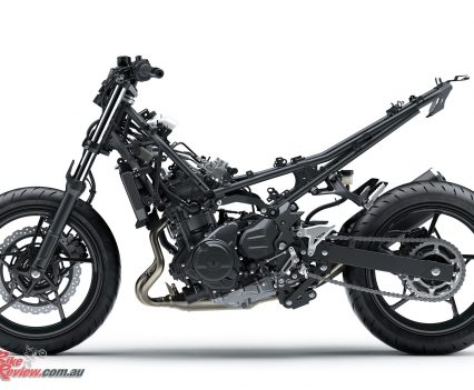2019 Kawasaki Z400 LAMS