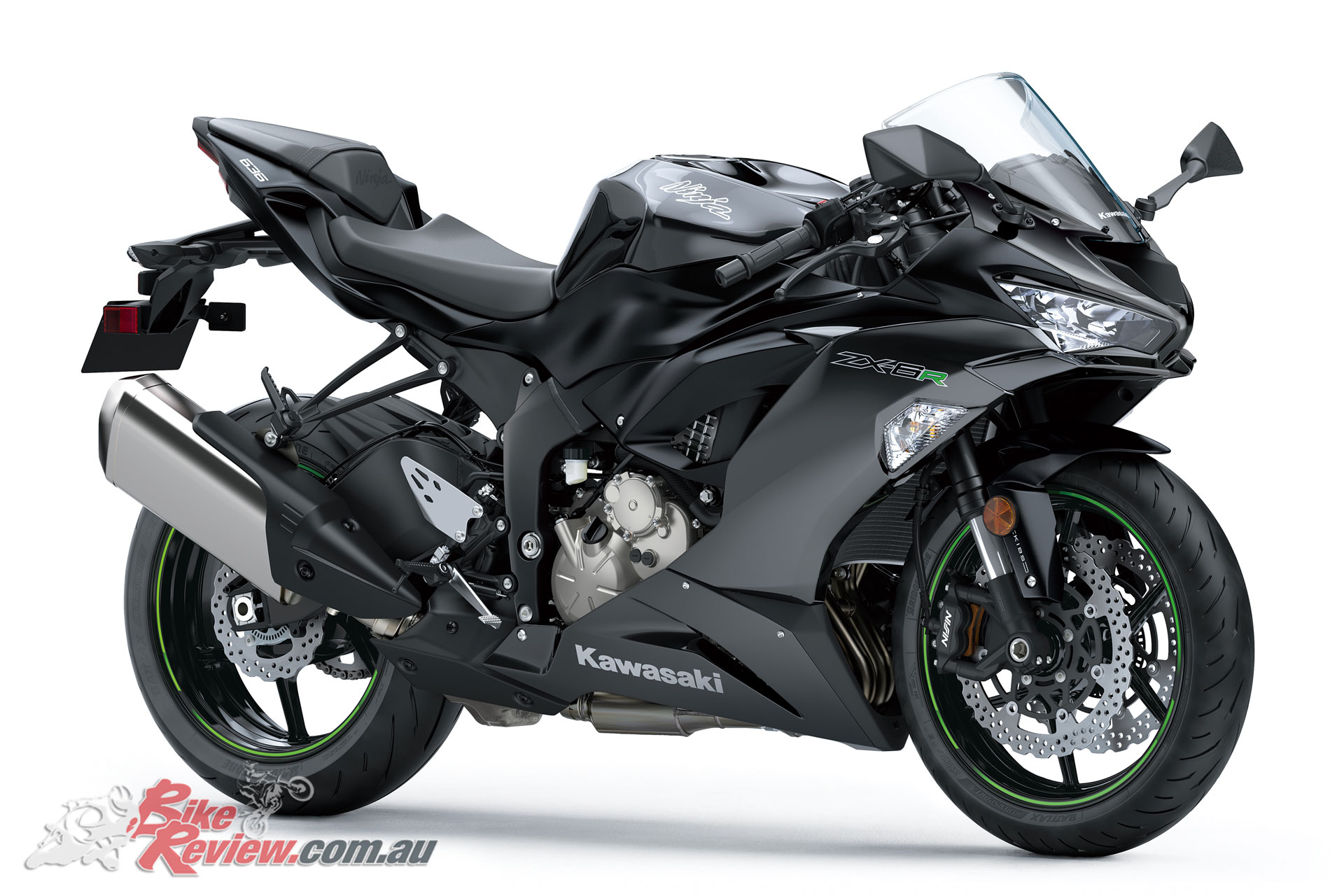 model update 2019 kawasaki ninja zx 6r 636 bike review. Black Bedroom Furniture Sets. Home Design Ideas