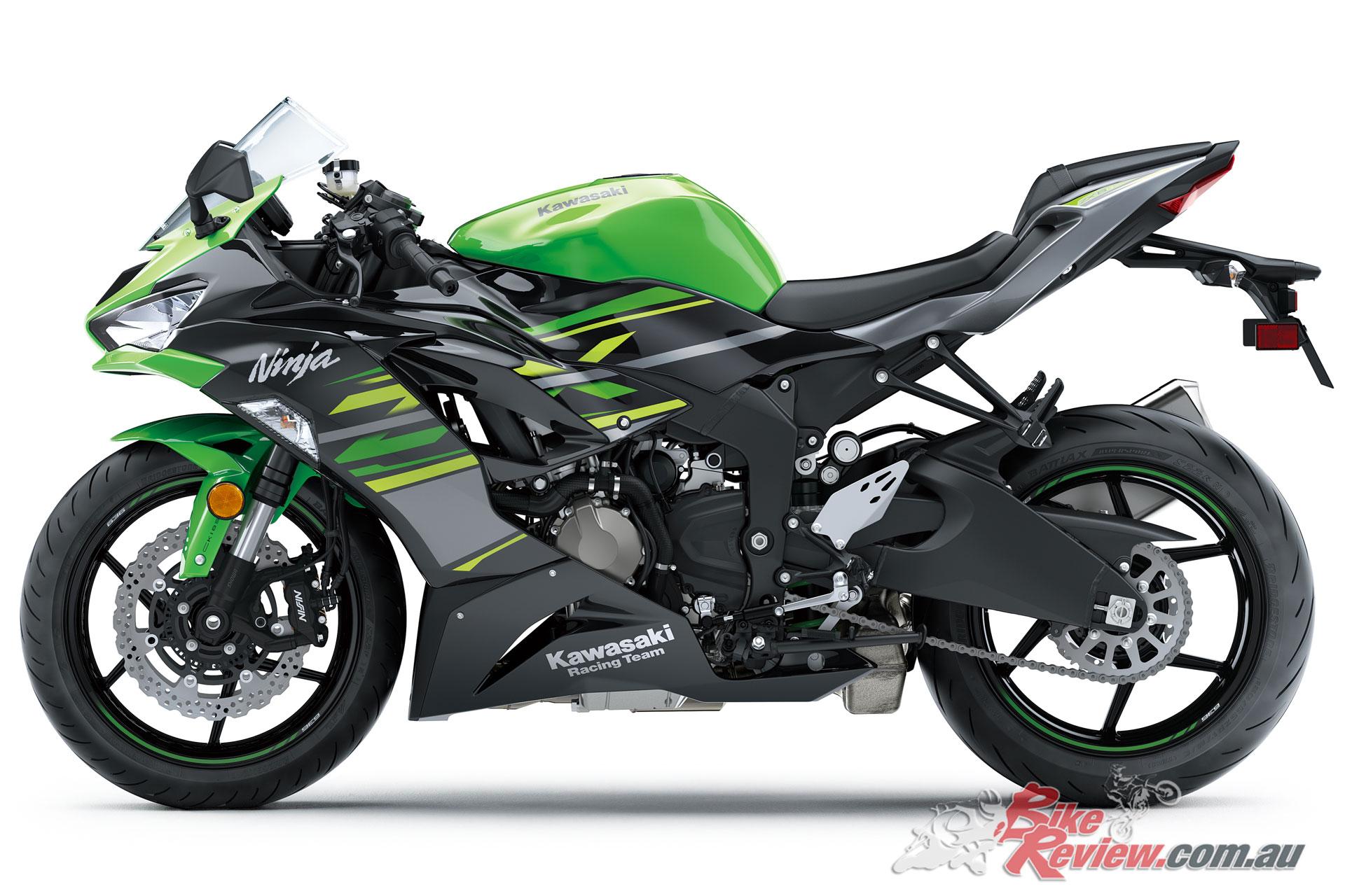 2019 Kawasaki Ninja ZX-6R 636