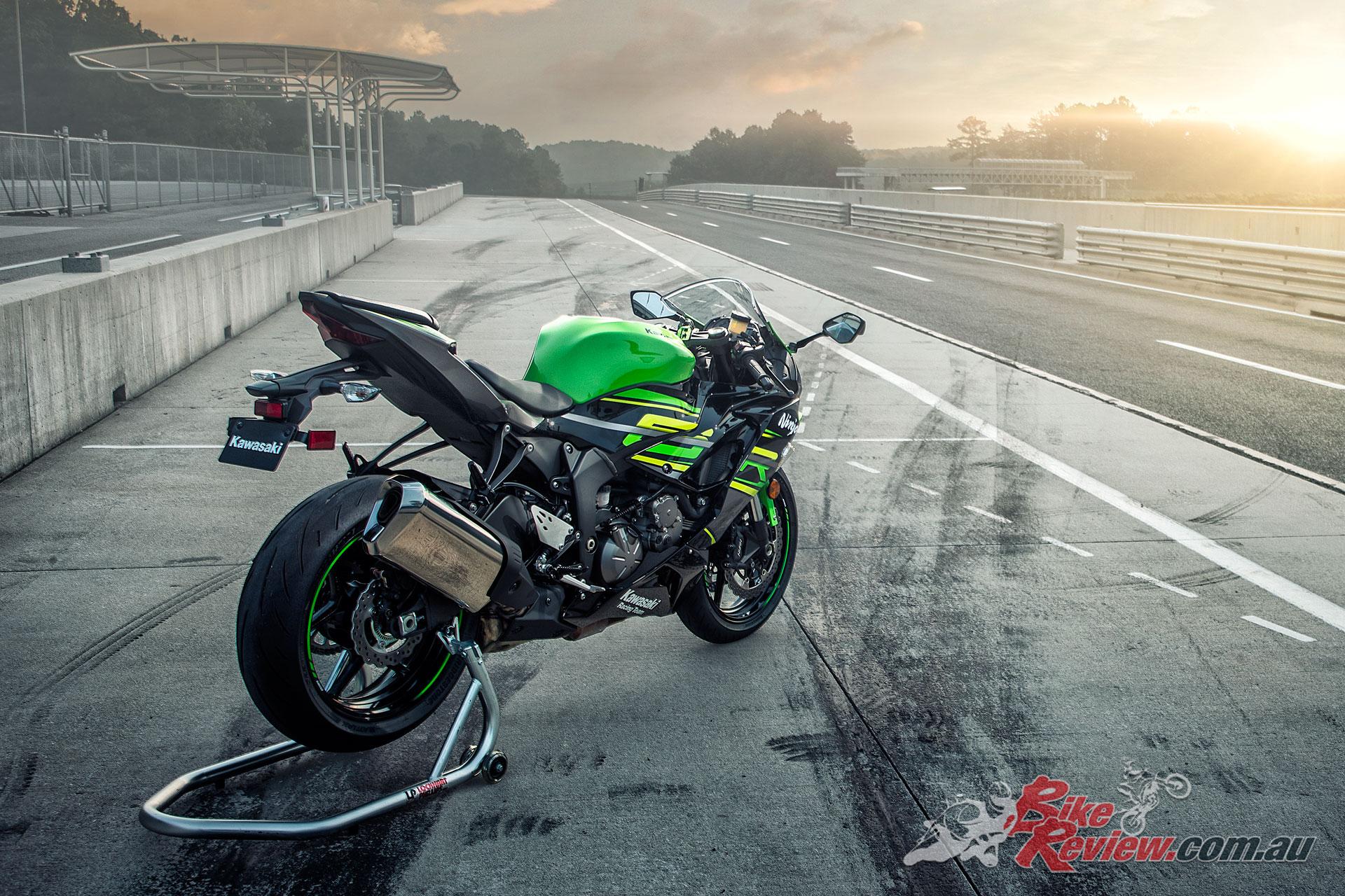 Model Update 2019 Kawasaki Ninja Zx 6r 636 Bike Review