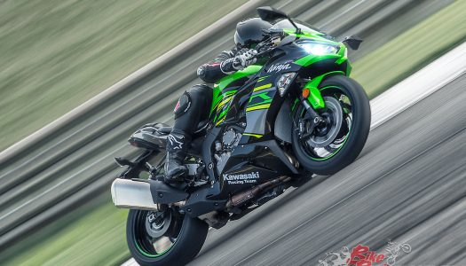 Model Update: 2019 Kawasaki Ninja ZX-6R 636