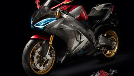 Concept: Kymco SuperNEX electric superbike