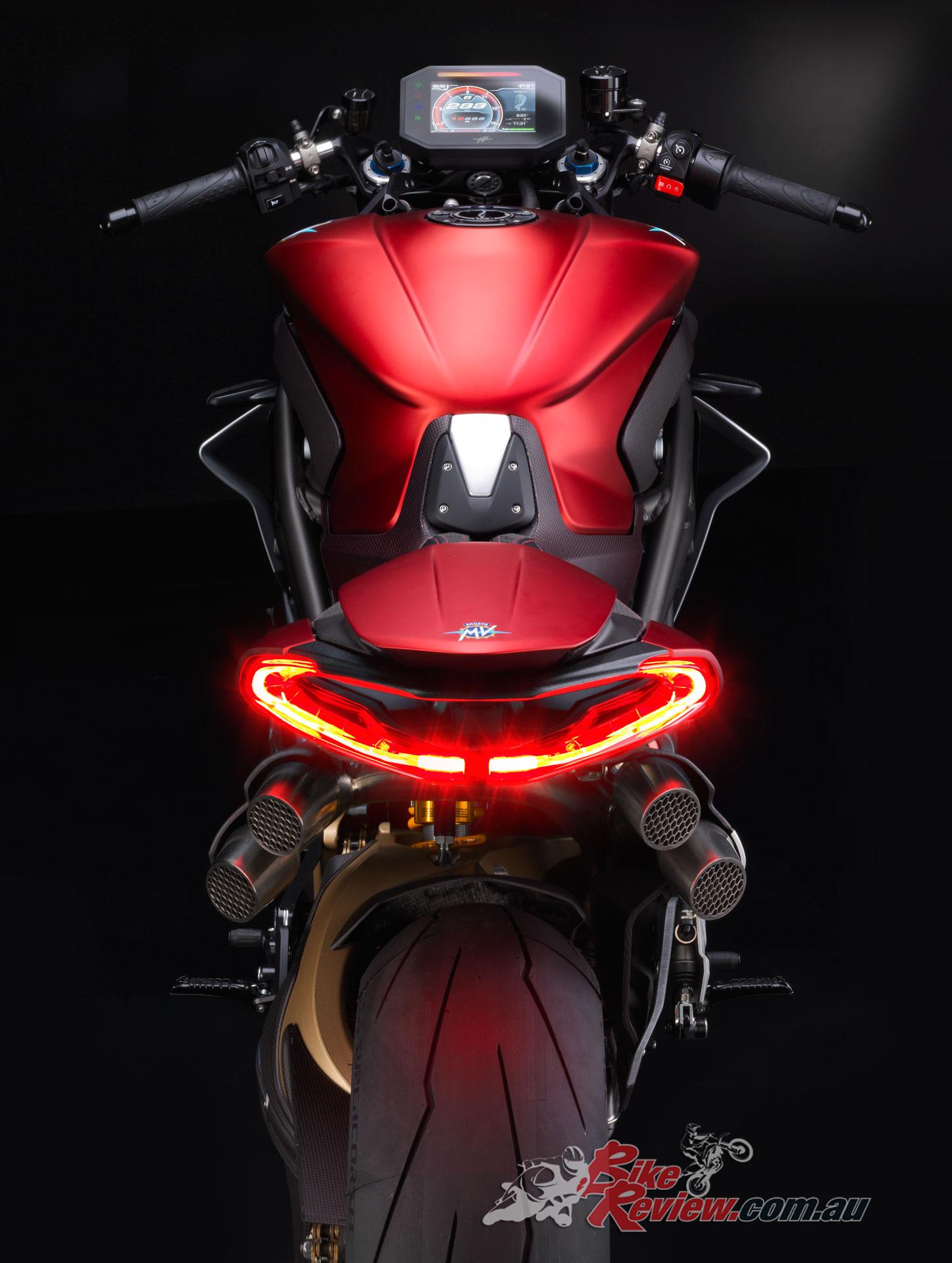2019 MV Agusta Brutale 1000 Serie Oro