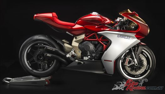 MV Agusta Superveloce 800 pre-orders now open!