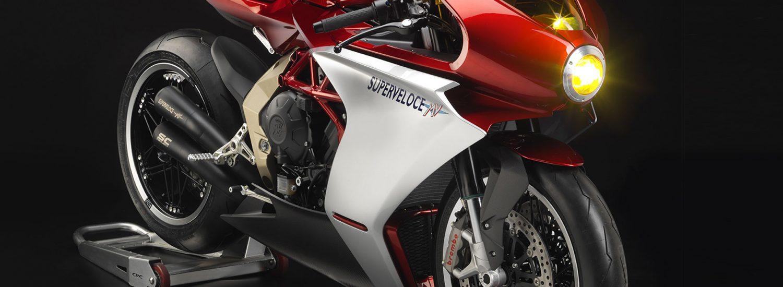 MV Agusta Superveloce 800 Concept bike