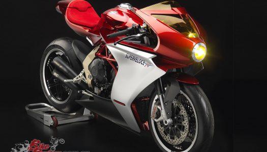 Concept: 2019 MV Agusta Superveloce 800