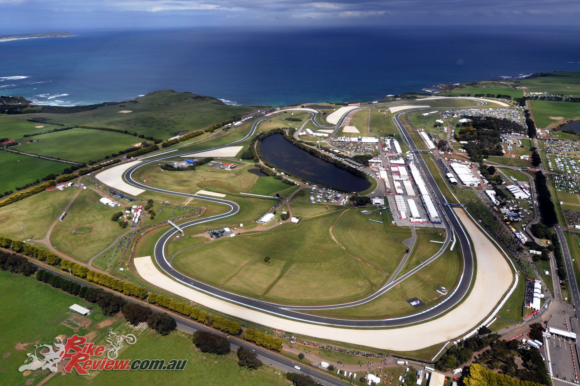 Phillip Island Grand Prix Circuit - Image by Russell Colvin