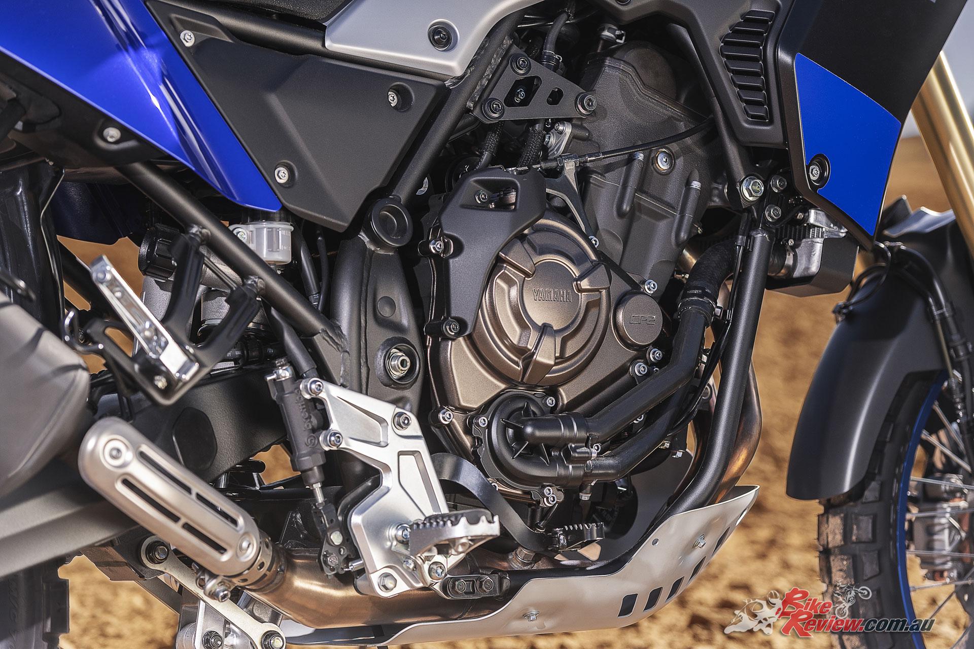 New Model: 2019 Yamaha Tenere 700 - Bike Review