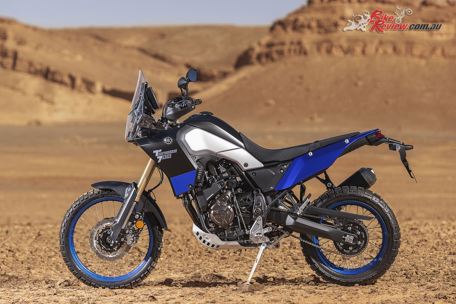 Yamaha's new for 2019 Tenere 700 is inspired by the original XT500