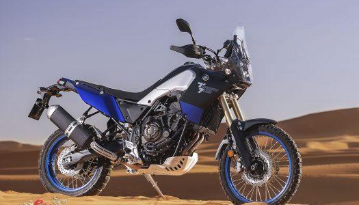 New Model: 2019 Yamaha Tenere 700