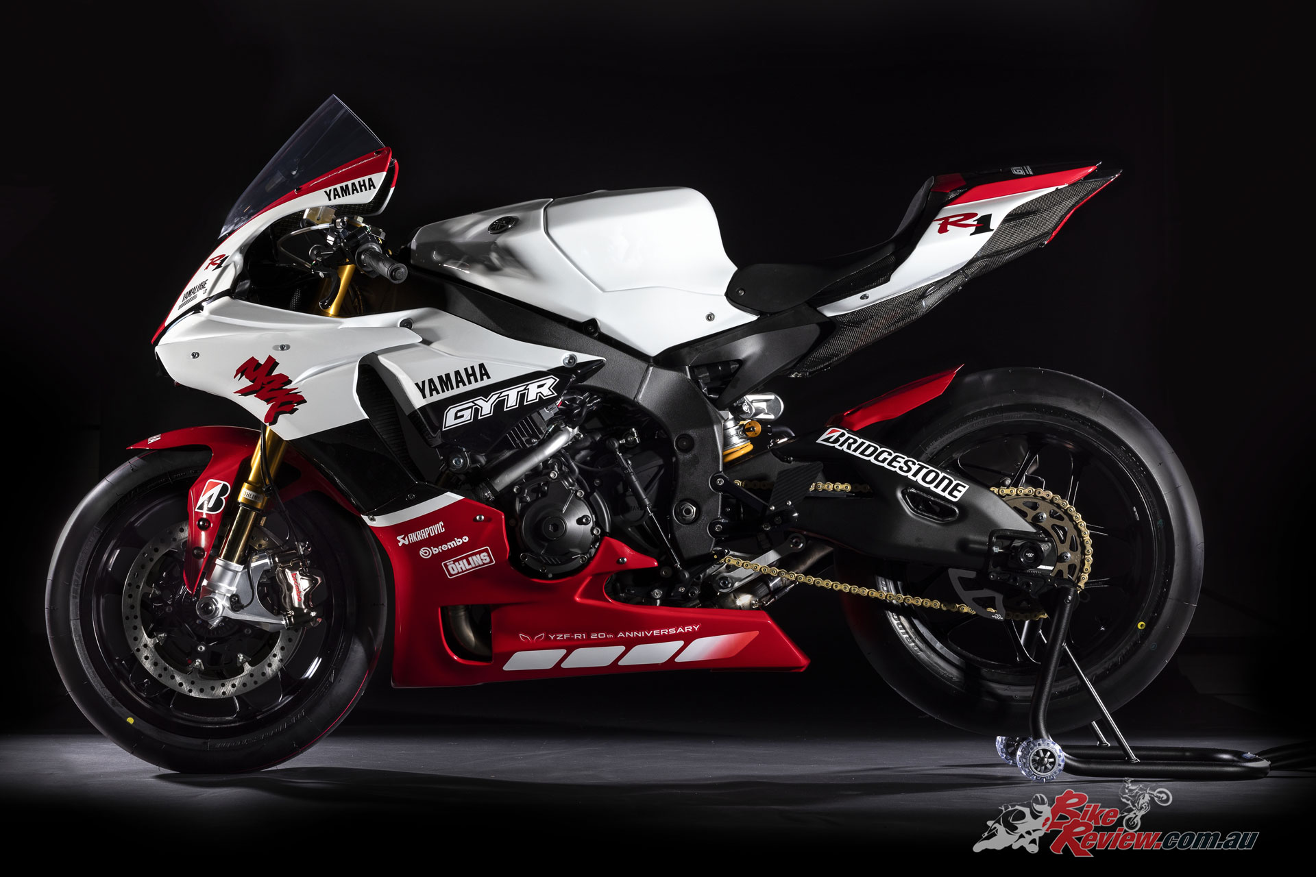 Special Edition 2019 Yamaha Yzf R1 Gytr Bike Review