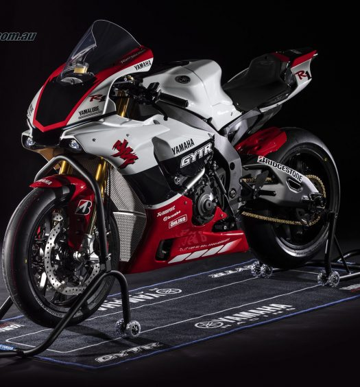 2019 Yamaha YZF-R1 GYTR
