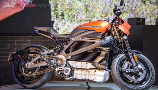 New Model: Harley-Davidson Livewire