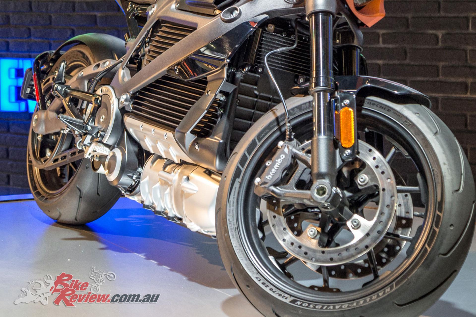 2020 Harley-Davidson Livewire electric cruiser