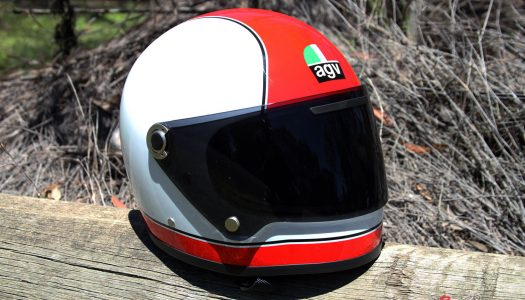 Gear Review: AGV X3000 Helmet