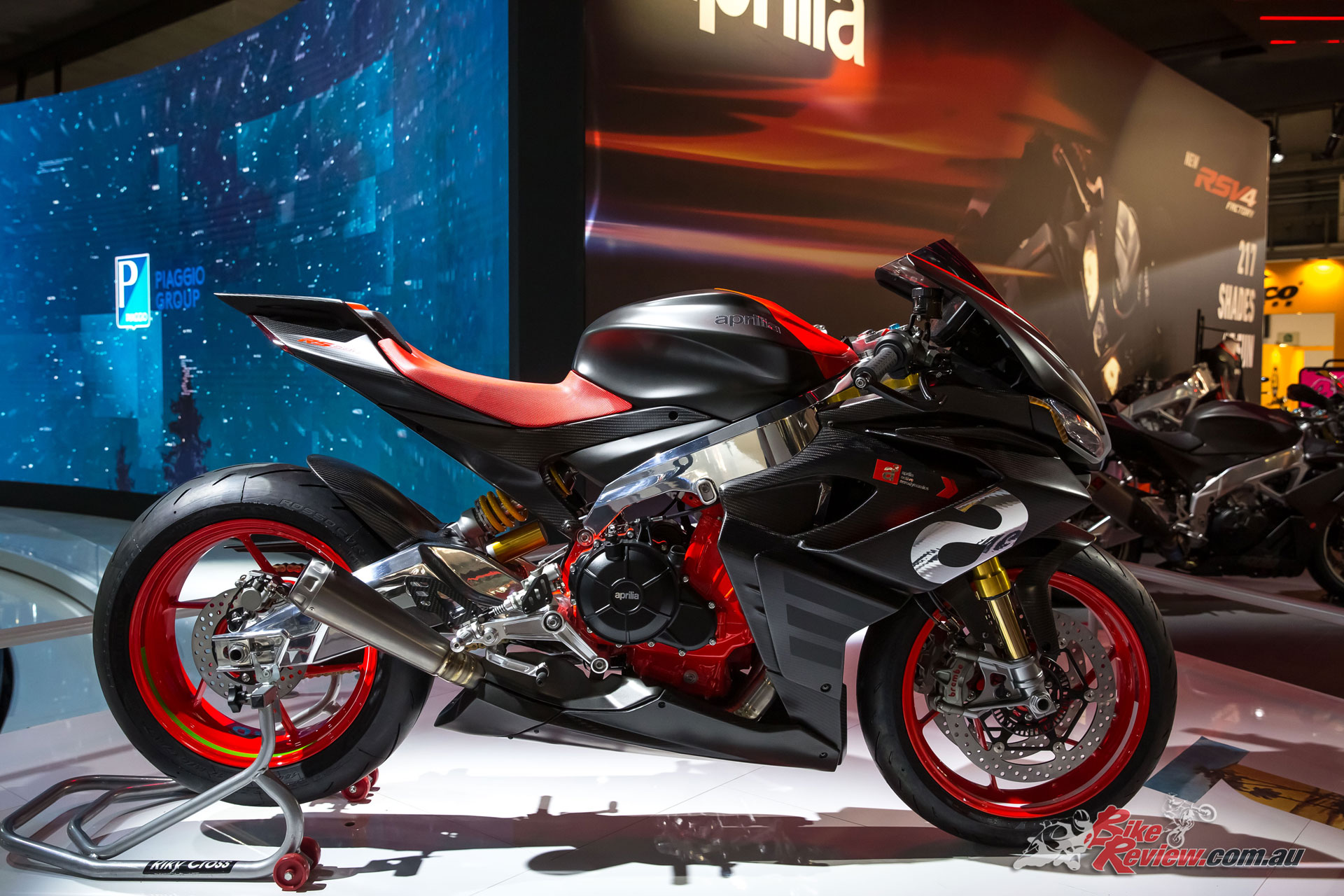 Aprilia's RS 660 Concept is the base of things to come in the middleweight class.