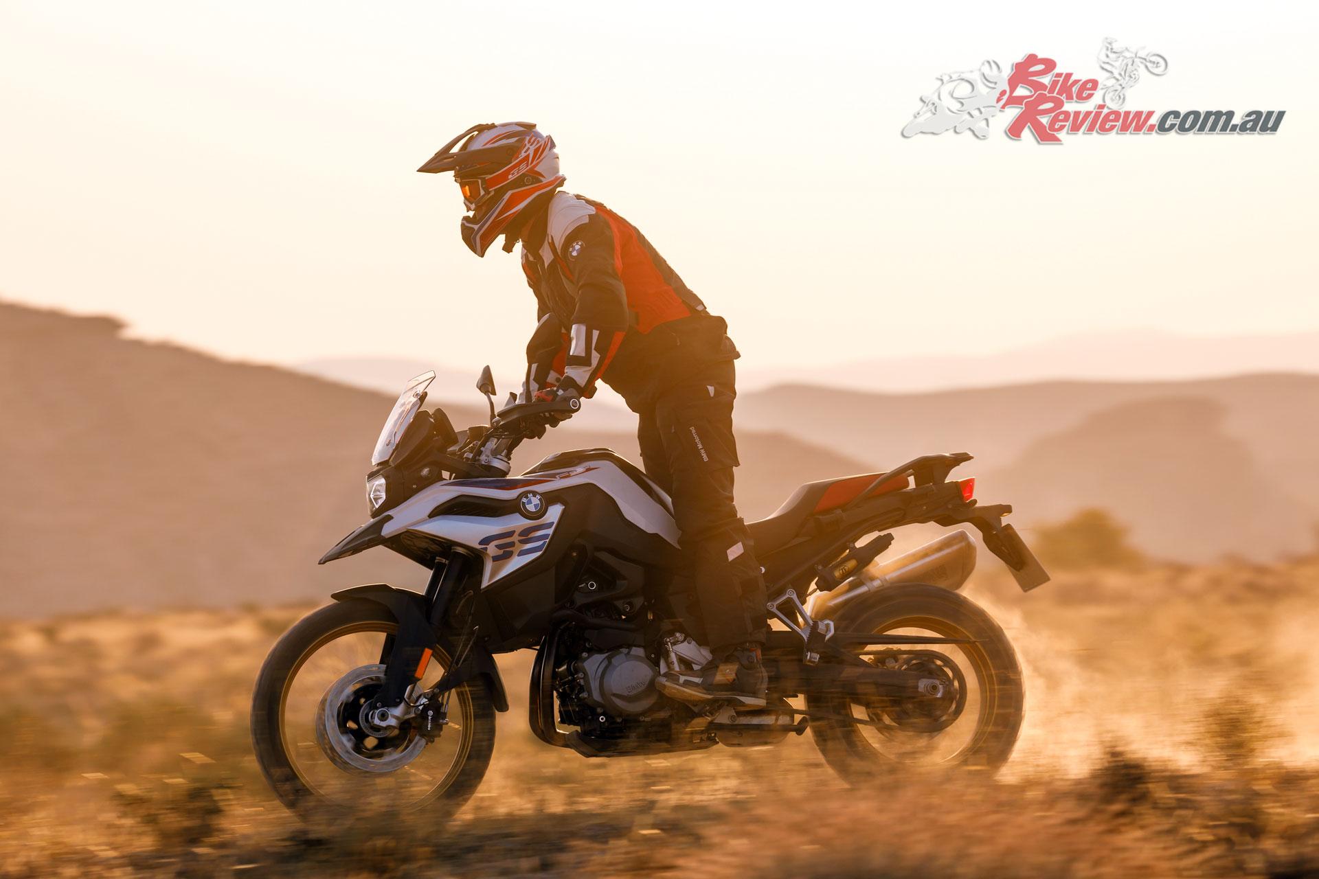 BMW Motorrad Australia celebrate 25 years of the BMW Safari in 2019