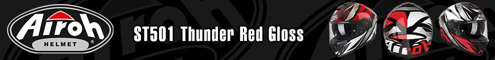 Airoh ST501 Thunder Red