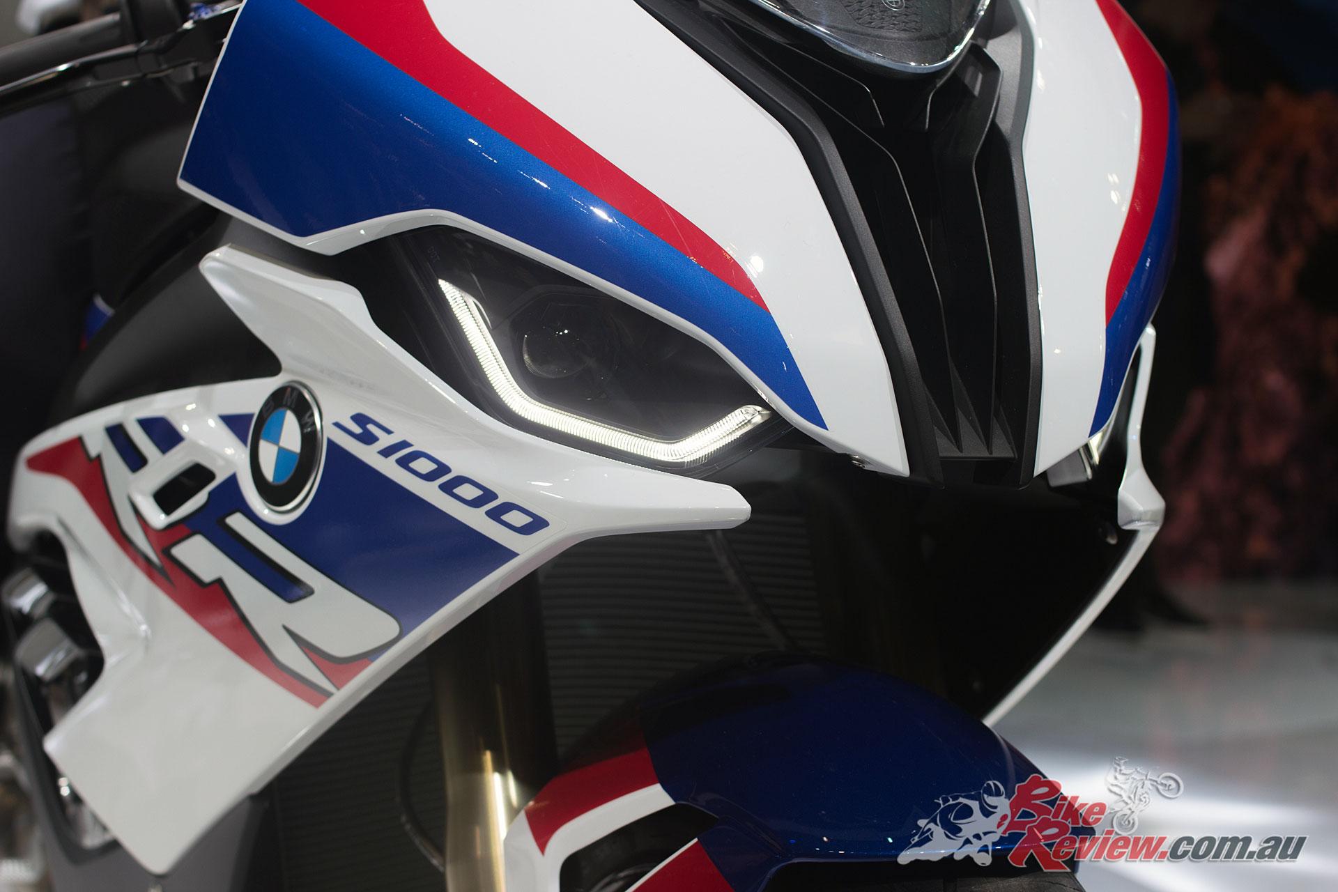 EICMA 2018 - BMW's 2019 S 1000 RR