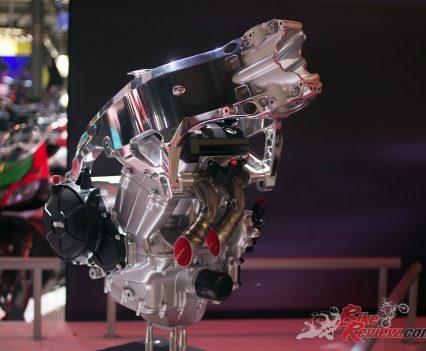 EICMA 2018 - Aprilia RS 660 Concept