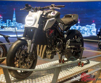 EICMA 2018 - 2019 Honda CB650R Neo Sports Cafè Concept