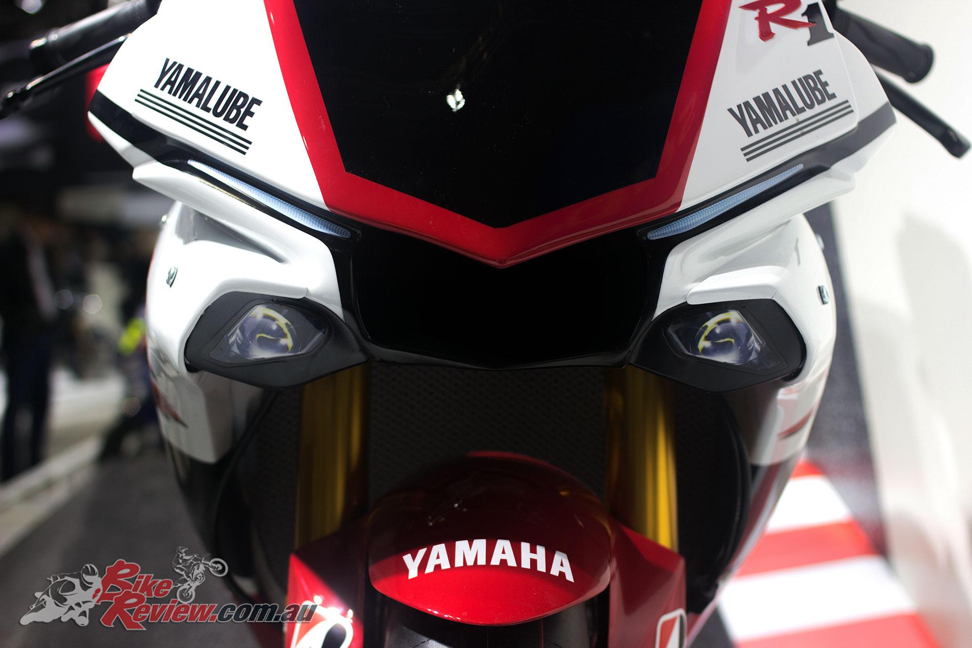 EICMA 2018 - 2019 Yamaha YZF-R1 GYTR