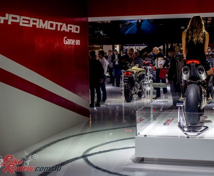 EICMA 2018 - 2019 Ducati Hypermotard 950