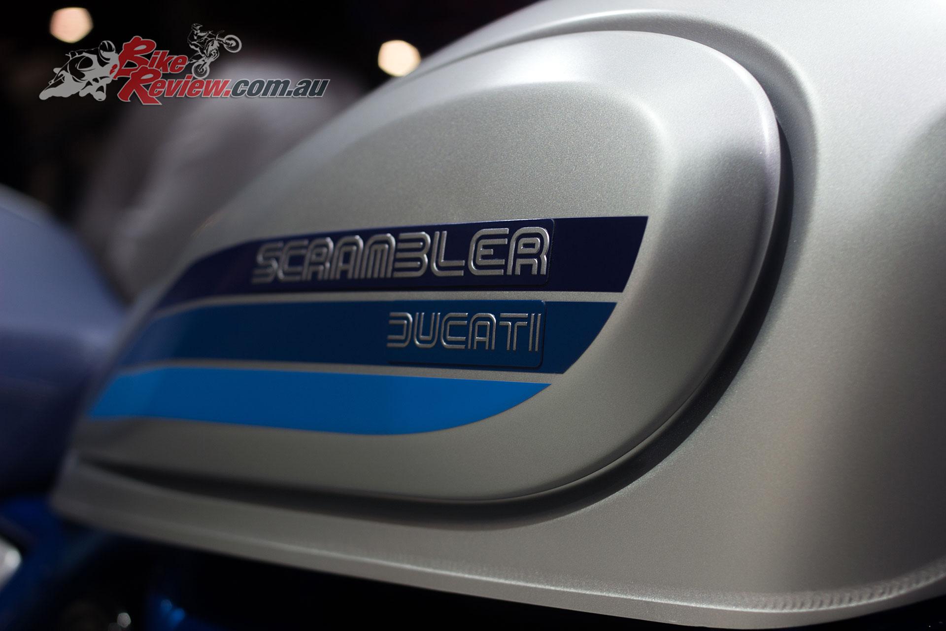 EICMA 2018 - 2019 Ducati Scrambler Cafè Racer