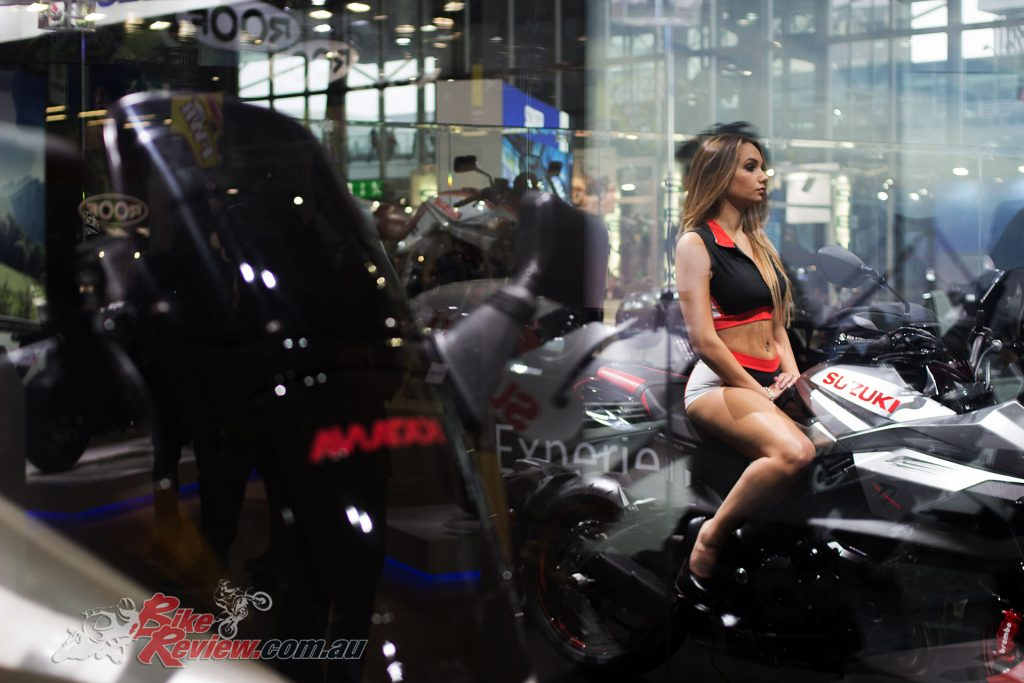 EICMA 2018 - 2020 Suzuki Katana