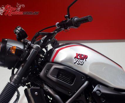 EICMA 2018 - 2019 Yamaha XSR700 XTribute