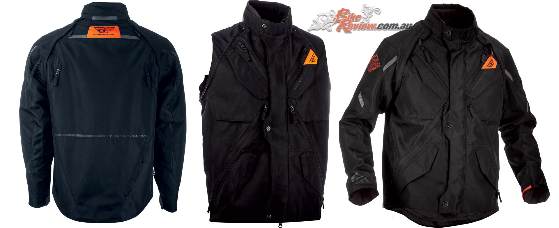 Fly Racing Patrol Jacket - $249.95 RRP