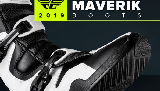 New Product: Fly Racing Maverick Boots