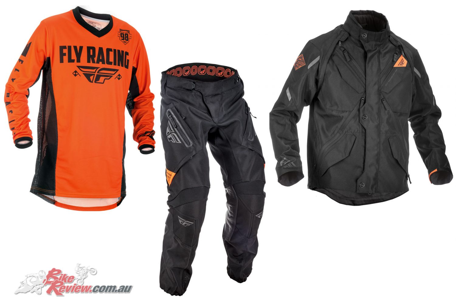 Fly Racing's Patrol Off-Road Gear range is now available