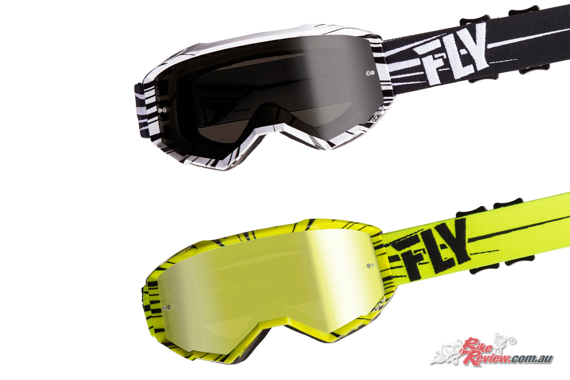 2019 Fly Racing Zone Goggles